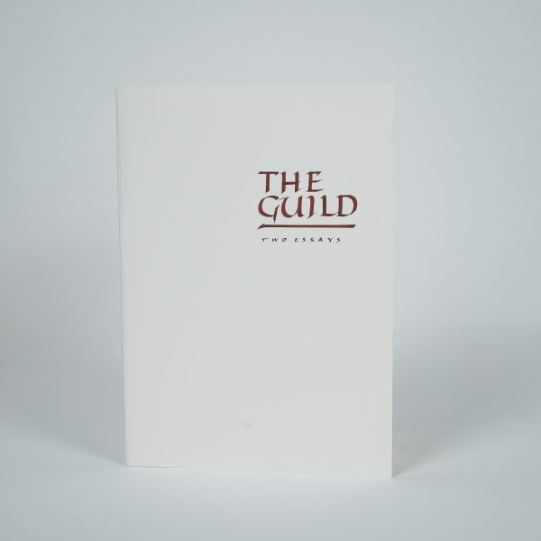 The Guild-Two essays