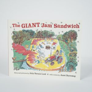 The Giant Jam Sandwich