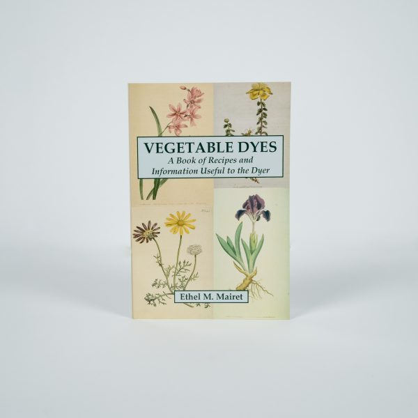 Vegetable Dyes Book