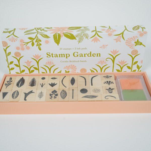 stamp garden
