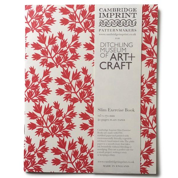 Leaf excercise book