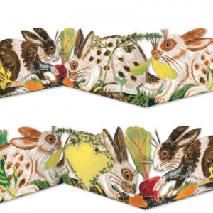 Rabbits Fold-out card