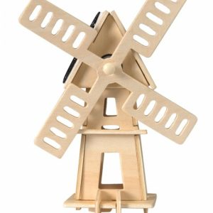 Solar Powered Windmill Kit