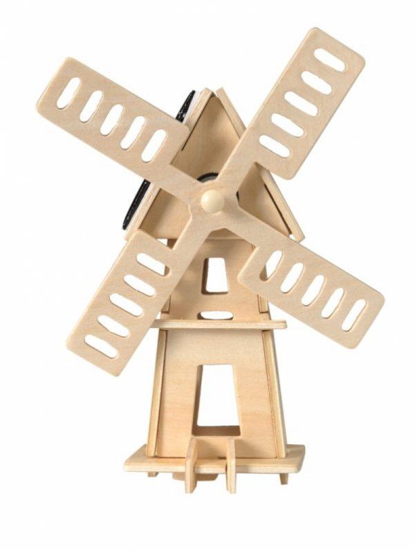 Solar Powered Windmill Kit