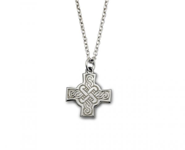 silver-celtic-cross-pendant