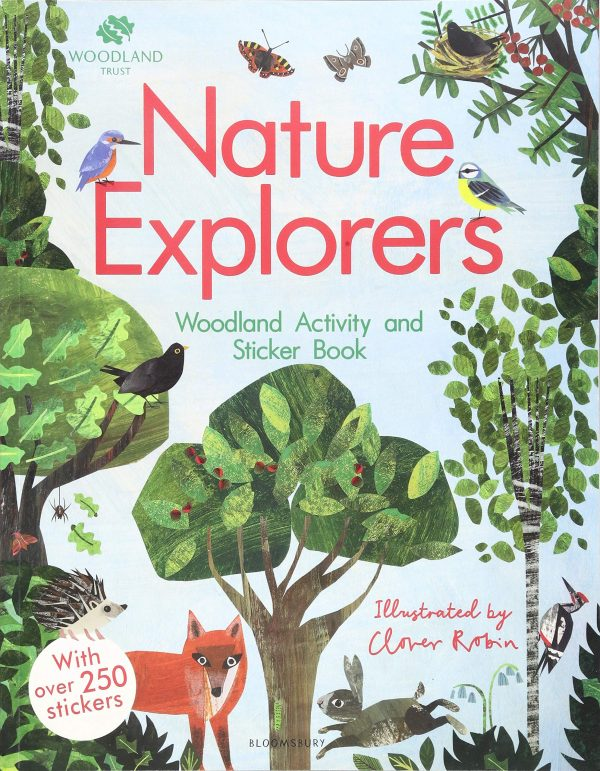 Nature exploreres book