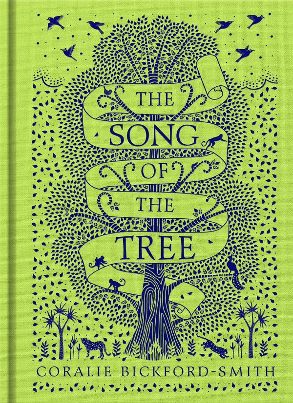 song of the tree book by Coralie Bickford Smith