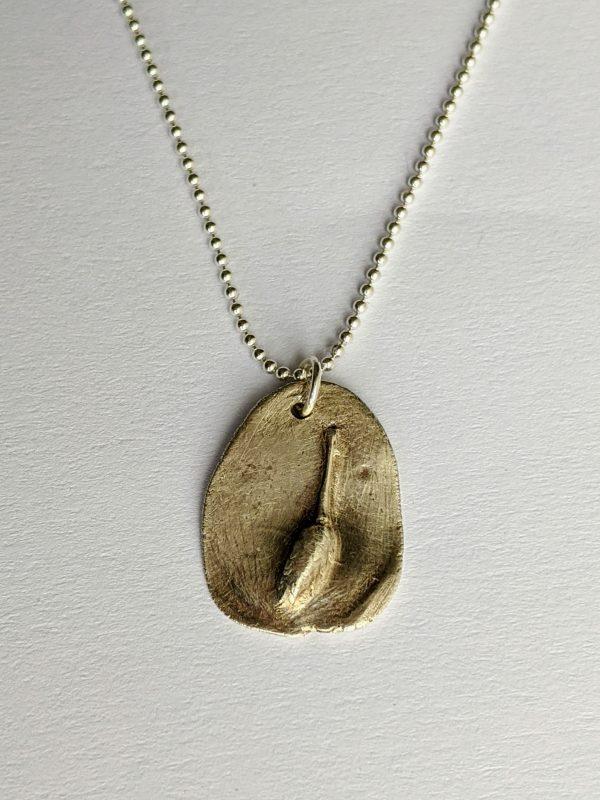 Bug necklace