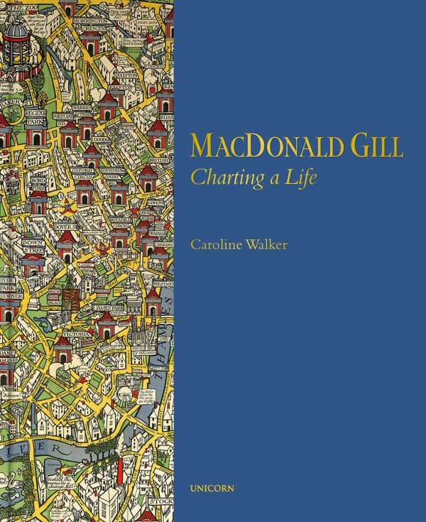 MacDonald Gill book
