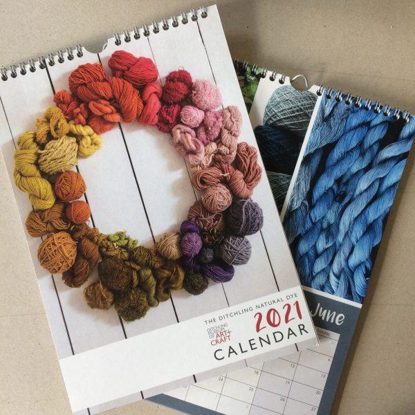 Dye calendar 2021