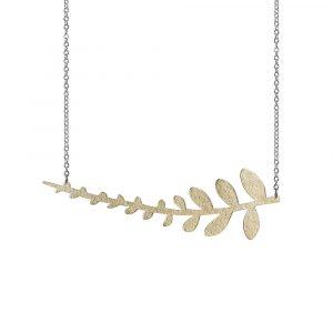 Fern necklace1