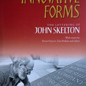 Lettering forms book