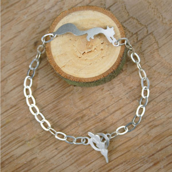 squirrel bracelet