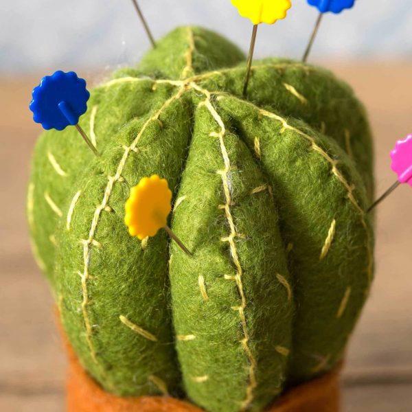 Corinne-Lapierre-Felt-Cactus-Pin-Cushion-Craft-Kit_2