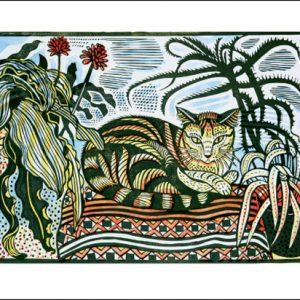Jessie cat card