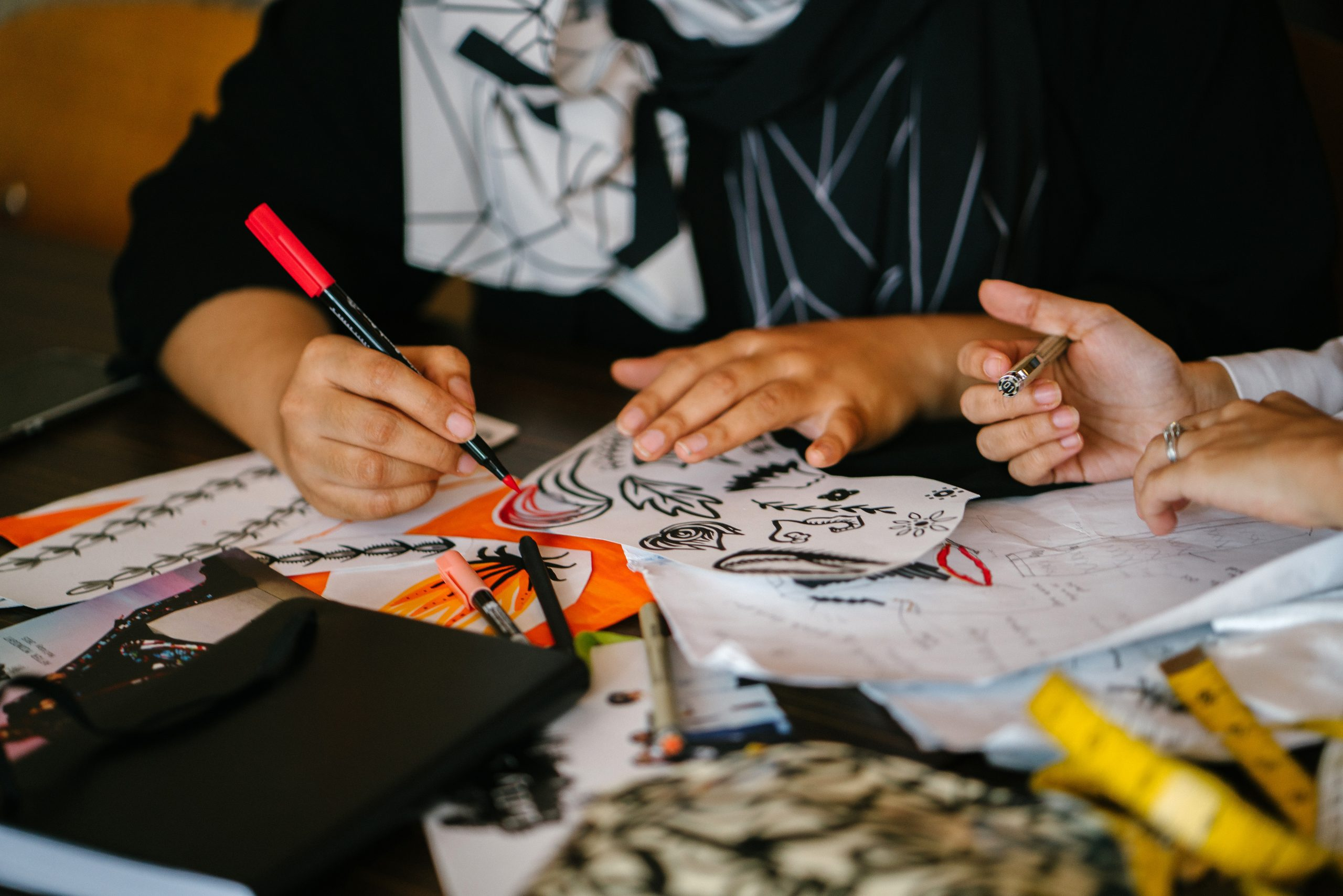 Half Term Workshops: Incredible Illustrations with Kirsty and Josie