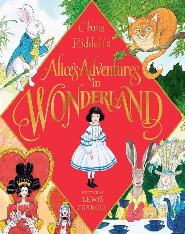 Alice in Wonderland - Chris Riddell